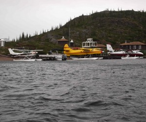 Redrock floatplanes