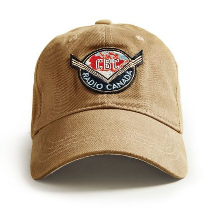 CBC 40's Cap, Tan