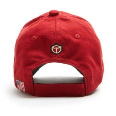 Cessna Plane Cap Heritage Red-back