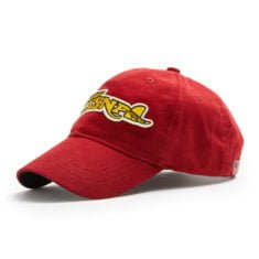 Cessna Plane Cap Heritage Red side