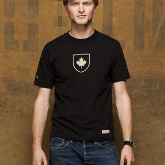 Canada Shield T-shirt, Black
