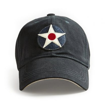 United States Roundel Hat Navy