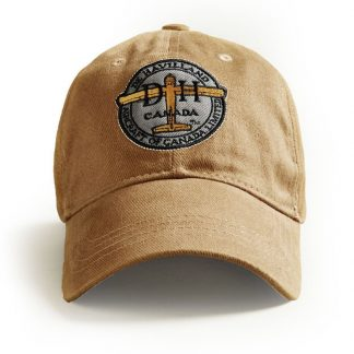 De Havilland Cap, Tan Front