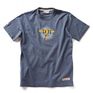 De Havilland T-Shirt Blue