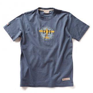 De Havilland T-Shirt Blue