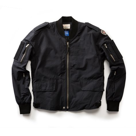 Flight Jacket – Navy | Red Canoe | Official Site