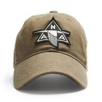 NAA P51 Cap, Khaki front