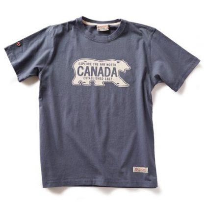 Polar Plate Canadiana T-Shirt