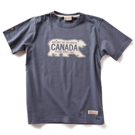 Polar Plate Canadiana T-Shirt