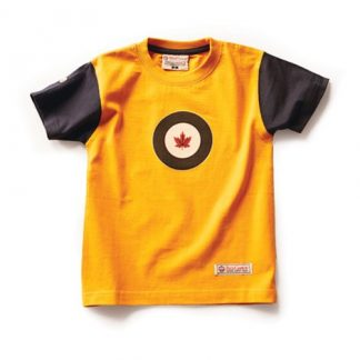 RCAF-colour-block-tee
