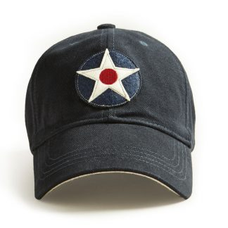 USAR Cap navy_front