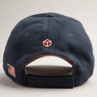 United States Roundel Hat Back Navy