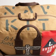Red Canoe B17 Duffle Bag 2