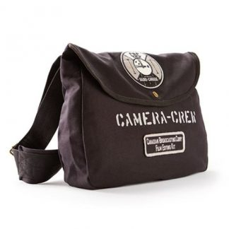 CBC Camera Crew Canvas Shoulder Bag