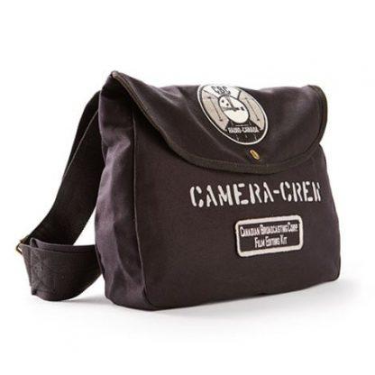 CBC Camera Crew Canvas Shoulder Bag