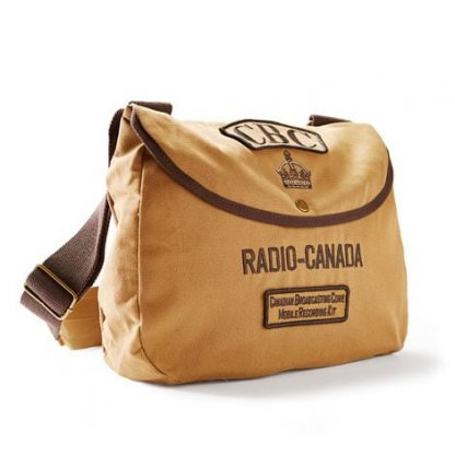 Red Canoe CBC Canvas Shoulder Bag