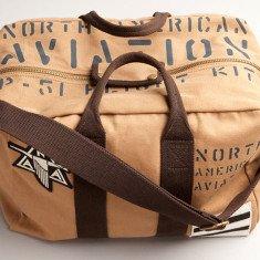 North American Aviation Duffle Bag