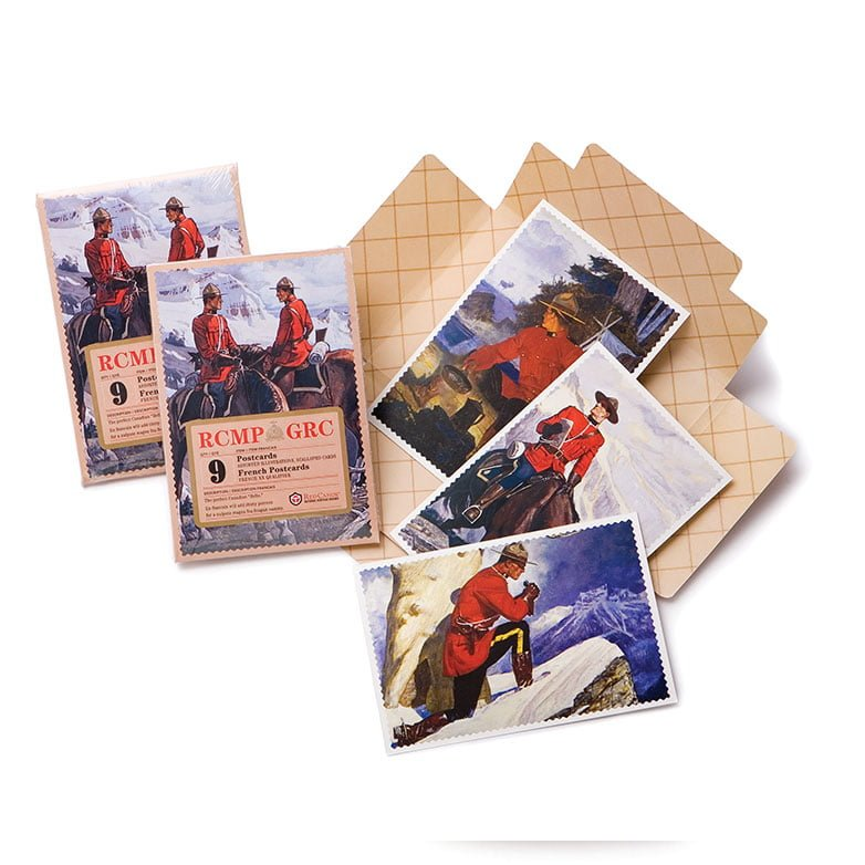 Red Canoe Postcards