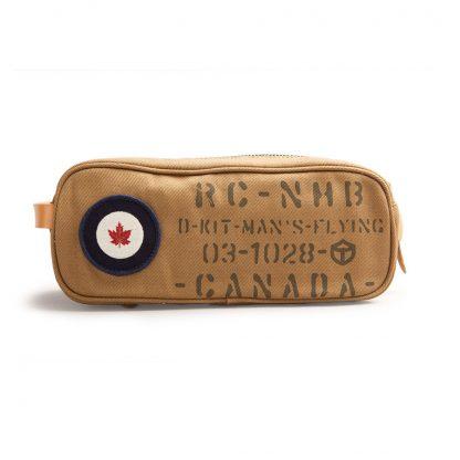 RCAF Toiletry Kit_tan
