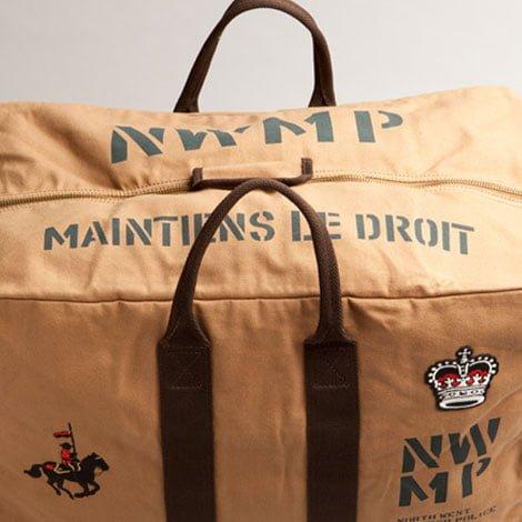 RCMP Kit Bag