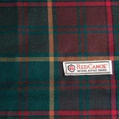 Red Canoe Ontario Tartan Merino Wool