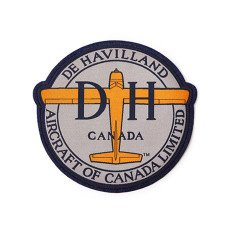 Red Canoe DeHavilland Patch