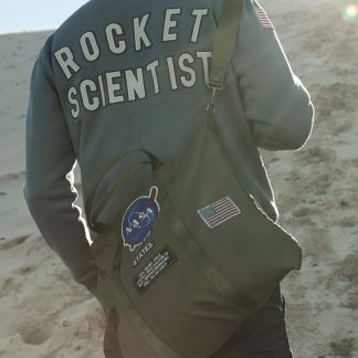 NASA Full Zip Sweatshirt