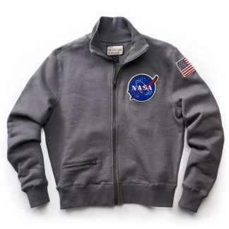 Red Canoe NASA Rocket Full Zip Sweatshirt