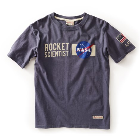 Nasa Rocket Scientist T Shirt Red Canoe Official Site