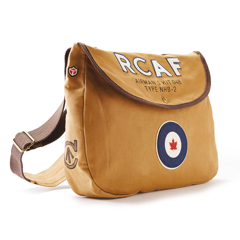 RCAF-Shoulder-Bag,-TAN