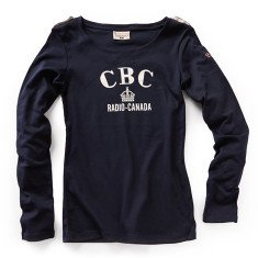 Women CBC Navy Shirt
