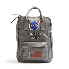 NASA Backpack Grey