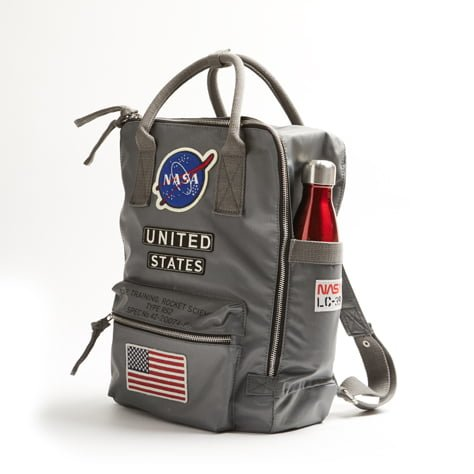 Nasa Backpack Red Canoe Official Site