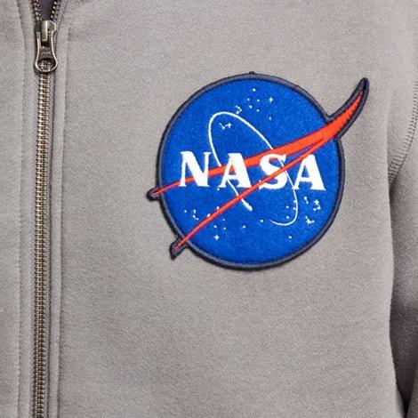 NASA Rocket Scientist Full Zip   Red Canoe   Official Site