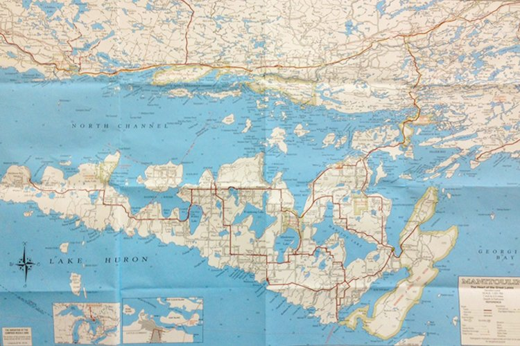 turners map