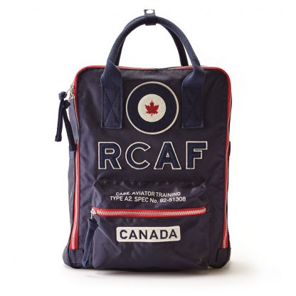 RCAF backpack navy