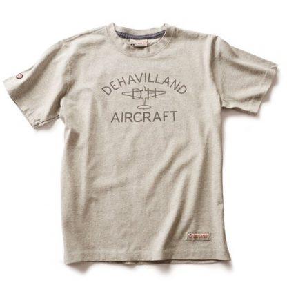 Red Canoe de Havilland Logo T-Shirt