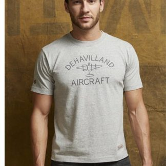 Dehavilland-grey-tshirt