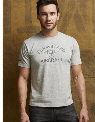 Dehavilland-grey-tshirt