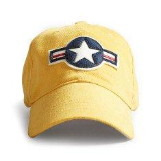 United States Stripe Roundel Cap