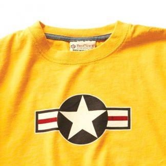 USAF-roundel-tshirt