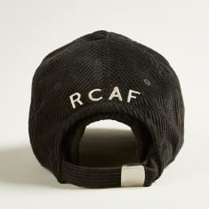 Royal Canadian Air Force Corduroy Cap Back