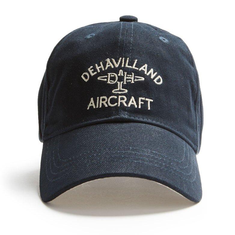 DHCM-cap-navy-front