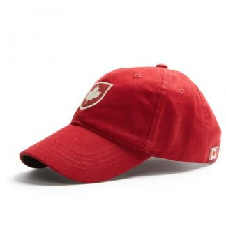 Canada Shield Cap side