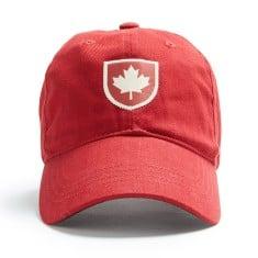 Canada shield Cap-front