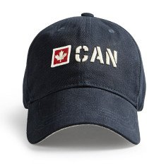 Canada-stencil-cap