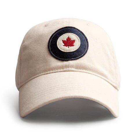 Cap-RCAF-kids-White