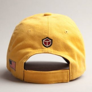 Cap-US-Roundel-Yellow Back