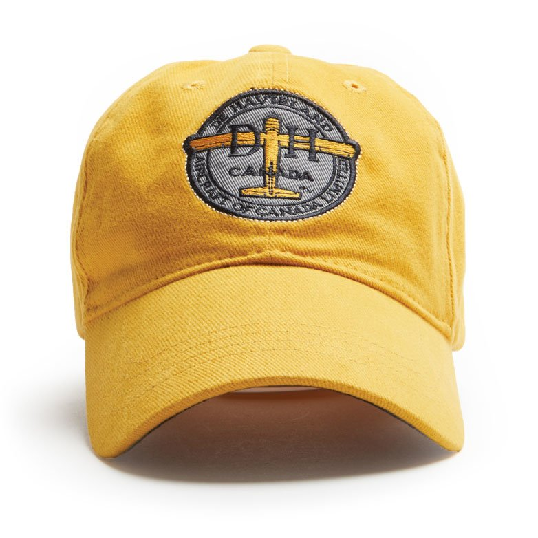 De Havilland Burnt Yellow Cap