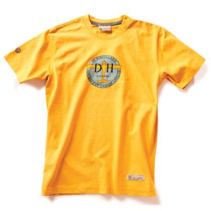 De Havilland t-shirt BY front